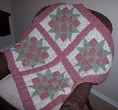 Ravelry: Baby Blocks Crochet Quilt pattern by C.L. Halvorson & M. Young Adamdwight.com