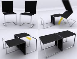 office furniture for small spaces. Space Saving Multi Use Office Furniture For Small Spaces