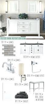 pottery barn bathrooms ideas. Pottery Barn Bathroom Ideas Small Vanity Pictures Collection Bathrooms