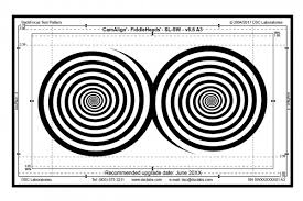 Back Focus Test Chart Dsc Labs Fiddlehead Focus Pattern Test Chart