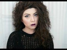 lorde makeup transformation