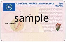 Id Fake License Ireland Virtual Driver's
