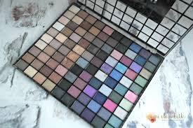 makeup revolution 144 eye shadow palette