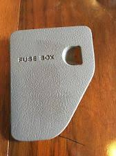mopar dodge ram fuse box in automotive 94 97 fuse box cover pewter color oem dodge ram 1500 2500 3500 very nice cover