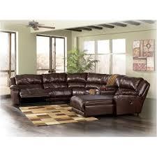 9780019 ashley furniture braxton java living room sectional