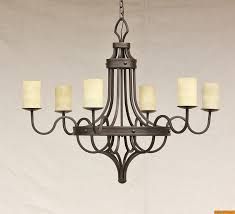 chandelier lights of tuscany 1076 6 contemporary spanish style wrought iron