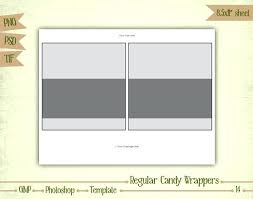 Hershey Nugget Candy Wrapper Template Here Skincense Co