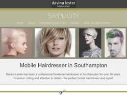 professional mobile freelance hairdresser offering a bespoke professional service to your home