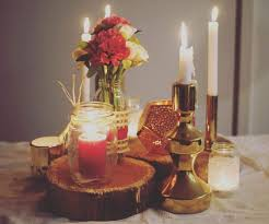 Cool Candle 62 Gorgeous Candle Centerpieces To Grace Up Your Rooms