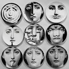 image for white decorative plates