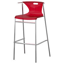 Rustic Counter Stools Kitchen Ikea Counter Stools With Cool Red Counter Stools With Stainless