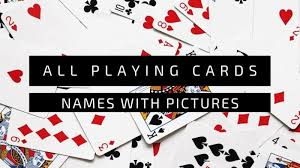 View the top 5 playing cards of 2021. All Playing Cards Names With Pictures Improve Magic