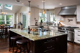 Square Kitchen Square Kitchen Island Home Design Ideas
