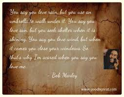 Bob Marley Quotes About Love And Happiness New 48 FAMOUS BOB MARLEY QUOTES Good And Great