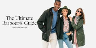 the barbour guide