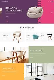 best modern furniture websites. Furniture Website Design 317 Best E Commerce Web Layout Images On Pinterest Modern Websites T