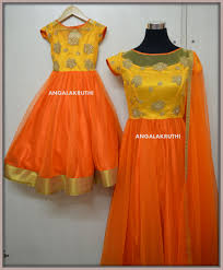 Mother Designer Chennai Mom And Me Designs By Angalakruthi Ladies And Kids Boutique