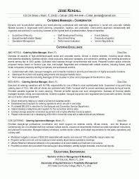 Bartender Resume Objective 10 Create A Great Bartender Resume
