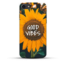 Pikkme Good Vibes Cute Sunflower ...