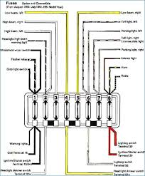1968 vw fuse box example electrical wiring diagram \u2022 VW Beetle Wiring Diagram at 1968 Vw Bus Fuse Box