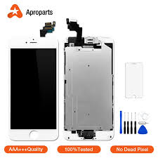 Complete <b>LCD For iPhone</b> 6 Plus Touch <b>Screen</b> Display Digitizer ...