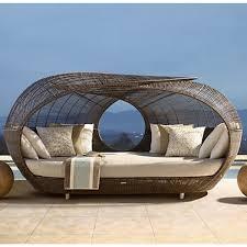 Round Outdoor Bed Outdoor Bed Furniture Dansupport