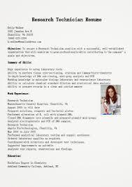 Free Sample Resume Ultrasound Technician Create Professional