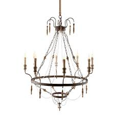 the aidan gray danielle chandelier is perfect for a dining room bedroom or elegant master bath