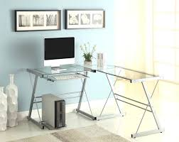 office desk glass. Office Glass Desk. Mesmerizing Modern Desks For Flexible Work Executive Design Inovative Top Desk I