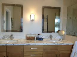 creative ideas for bathroom mirrors chrome metal wall mount faucet mixed cool large bathroom mirror white