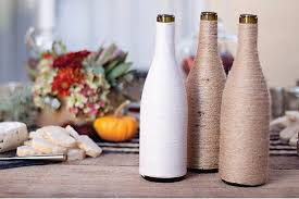 Decorating Empty Wine Bottles 100 DIY Ideas on How to Transform Empty Wine Bottles Into Useful Items 45