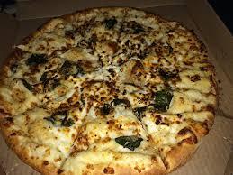 feta cheese pizza dominos. Modren Feta Photo Of Dominou0027s Pizza  Houston TX United States Burnt Spinach Ad Feta Intended Feta Cheese Dominos E