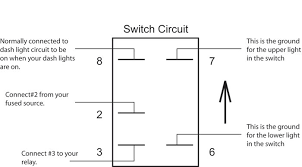 lighted selector switch wiring diagram lighted diy wiring diagrams lighted rocker switch 5 pin wiring diagram nilza net