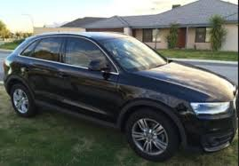 black audi 2010. 2013 audi q3 wagon 12 month warranty black 2010