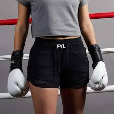 <b>шорты</b> для <b>женские</b> 100 черные для <b>тренировок</b> outshock