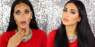 all you need is some sellotape would you try huda kattan of huda beauty s highlight