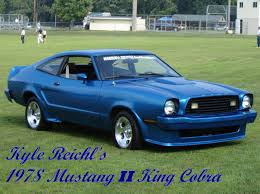 1978 Ford Mustang II King Cobra related infomation,specifications ...