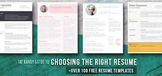 Free Resume Cool 60 Free Resume Templates For Word [Downloadable] Freesumes