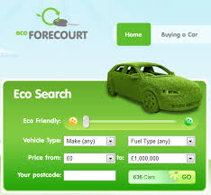 if youre interested in eco friendly cars then this is the place to go to buy eco friendly cars it has separate search options for vehicles based on buy environmentally friendly