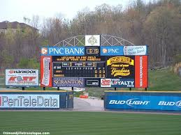 Pnc Field Seating Chart Scranton Tim And Jills Travelogue