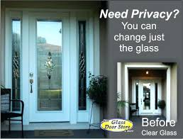 glass front door privacy ideas glass front door privacy glass front door ideas front door