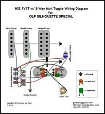 ganitrisna's blogsite hss 1v1t olp silhouette special wiring diagram 1 hss wiring diagram 1 volume 1 tone hss 1v1t olp silhouette special wiring diagram 1