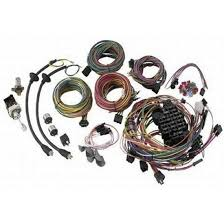autowire 500423 1955 1956 chevy oem style wiring harness