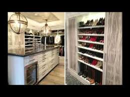 13 Ultra Luxurious Walk In Closet Designs By Lisa Adams YouTube