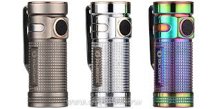 Купить <b>Фонарь Olight S Mini</b>-Ti Titanium Limited Edition в интернет ...