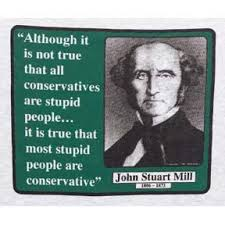 John Stuart Mill was one of the first to argue on behalf of women ... via Relatably.com