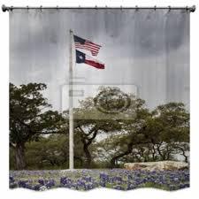 texas flag bathroom decor