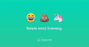 JoyPixels® - Freemium emoji icons. Emoji font licensing..