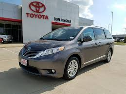 Toyota Sienna Xle 8-passenger Awd For Sale ▷ Used Cars On ...