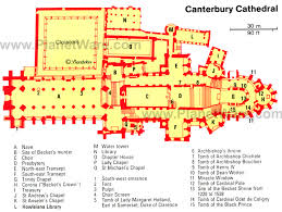 Cathedral Plans And Facts  France Zone At AbelardorgCathedral Floor Plans
